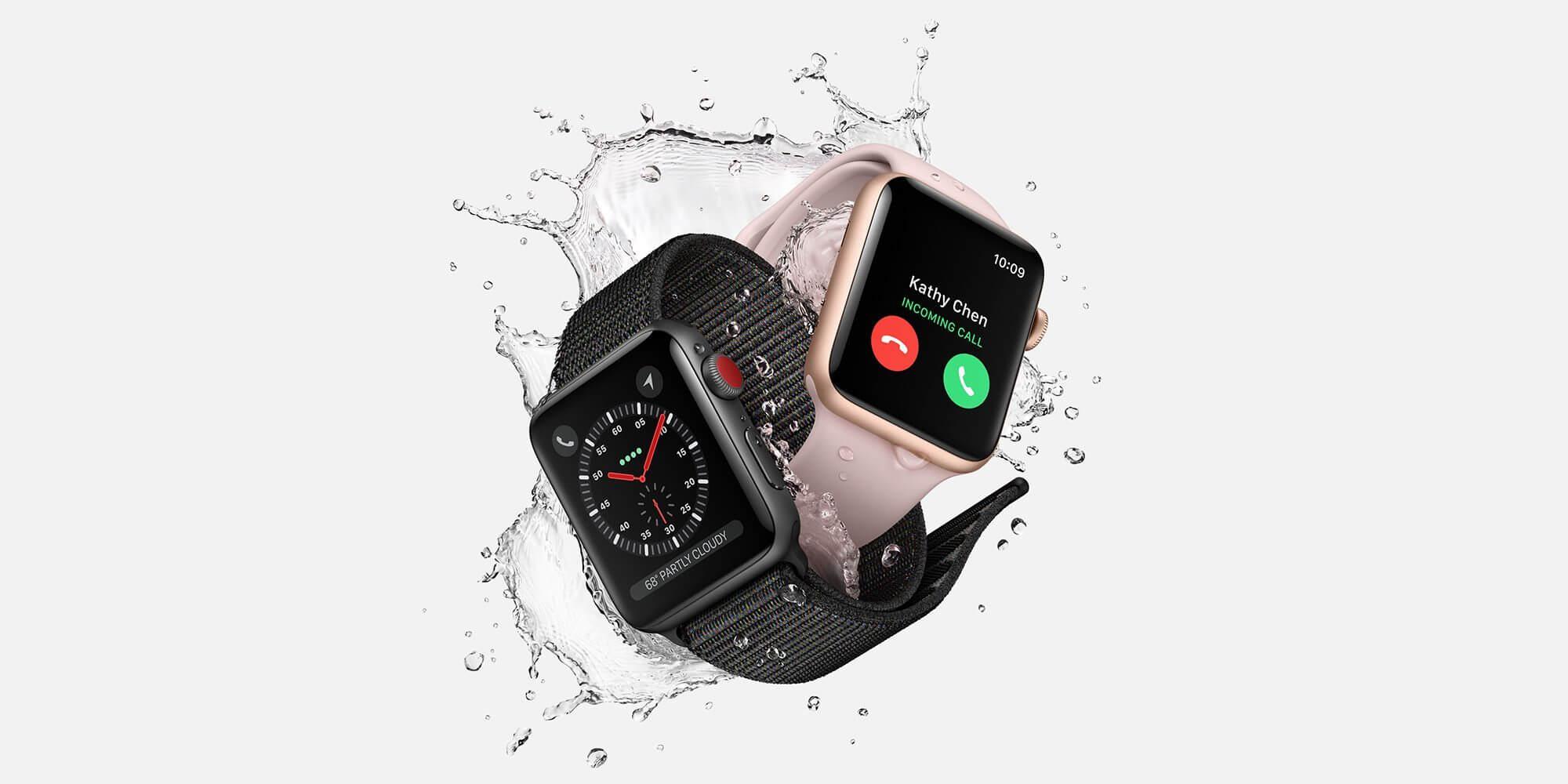75% покупателей Apple Watch являются покупателями впервые, скорее всего, благодаря промоушенам Series 3
