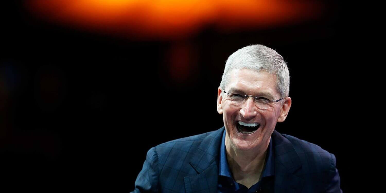 квартальный отчет Apple