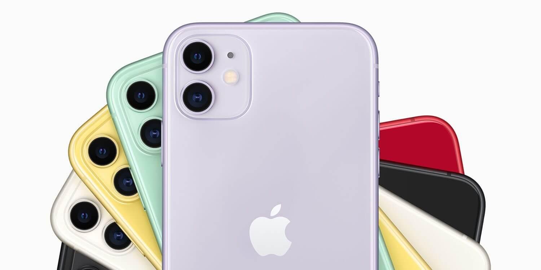 Доля рынка iOS на всех ключевых рынках Apple