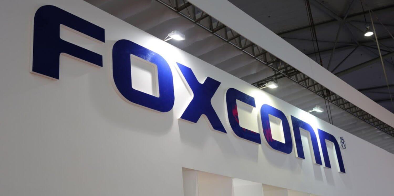 фабрика в Индии Foxconn