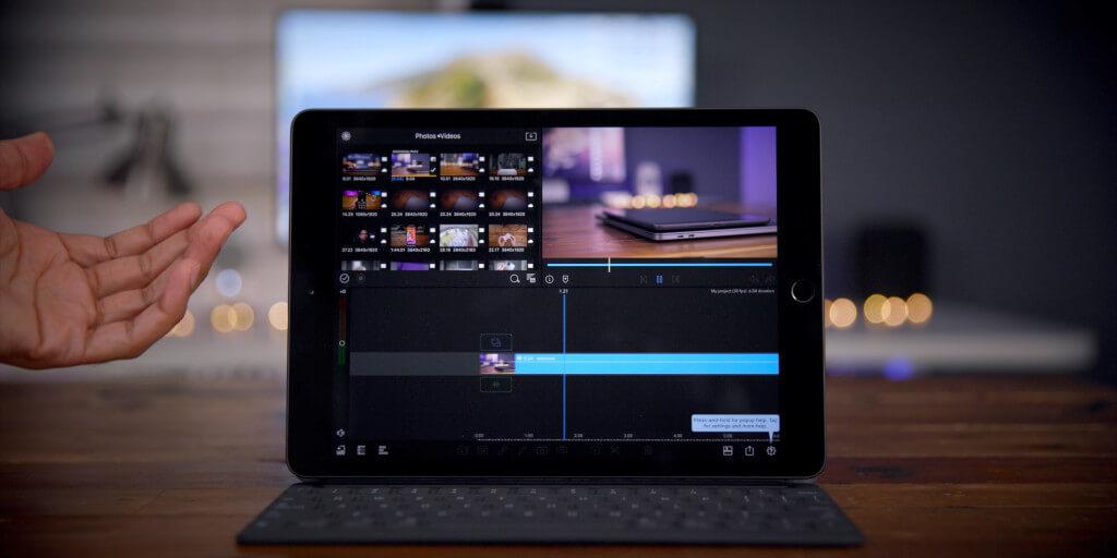 Как выбрать жесткий диск для редактирования видео на iPad