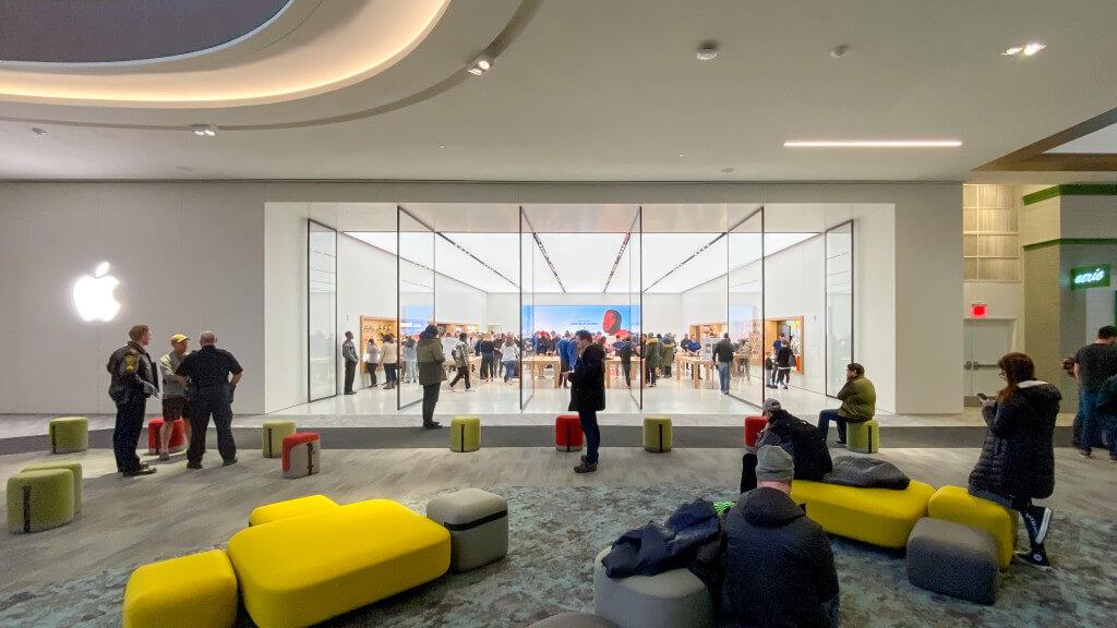 Фотографии: Apple Store прибывает в коллекцию SoNo Norwalk