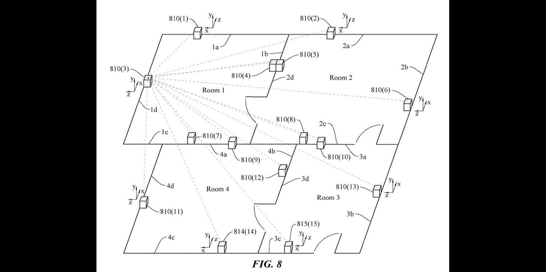 По-настоящему умный дом должен сам себя настроить, утверждает патент Apple