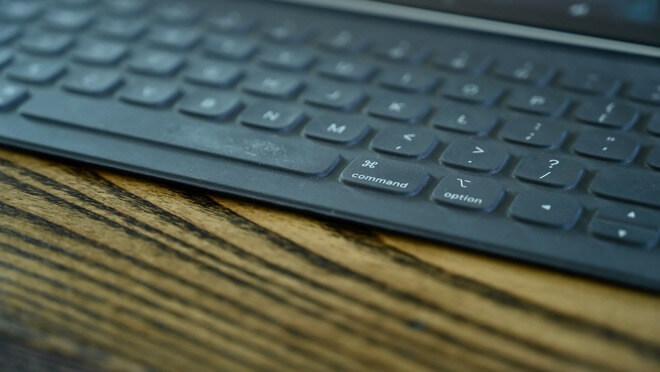 Тканевые ключи Smart Keyboard Folio