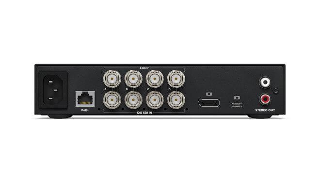 Blackmagic Teranex Mini SDI для DisplayPort 8K HDR