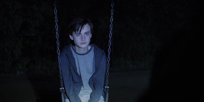 Джеден Мартелл в фильме «Защищая Джейкоба», премьера которого состоится 24 апреля на Apple TV +.