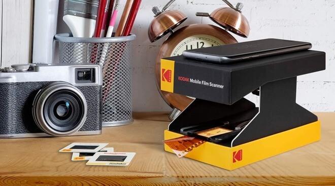 Мобильный пленочный сканер Kodak