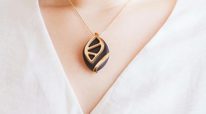 Лист Bellabeat носить как ожерелье