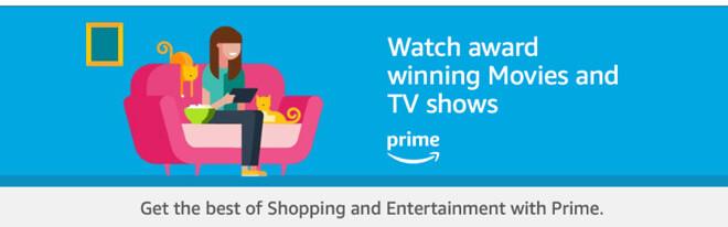 Помимо потокового видео Amazon Prime включает в себя книги, журналы и бесплатную доставку.