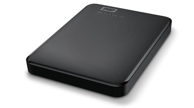 WD Elements 2TB Портативный внешний жесткий диск