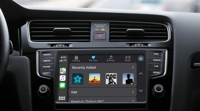 Apple Car может скрывать всплывающие окна за панелями интерьера