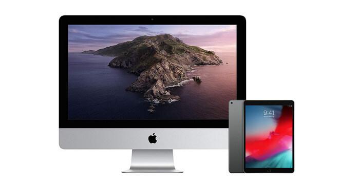Новые 23-дюймовый iMac и 11-дюймовый iPad Air могут появиться во второй половине 2020 года.