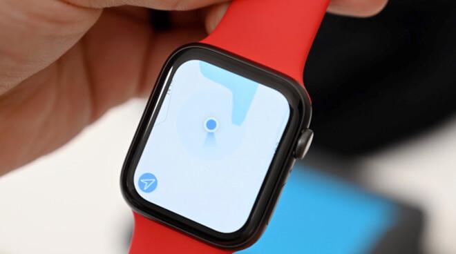 Будущие Apple Watch могли бы обнаружить воду и, если необходимо, сообщить властям, в какое море вы только что попали