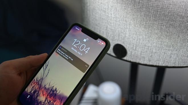 Использование iPhone для включения света через метку NFC