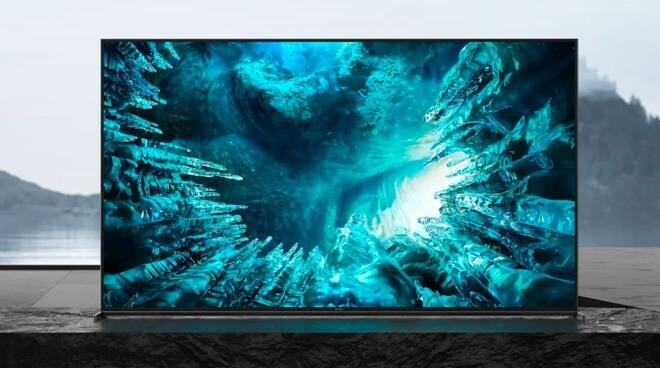 Sony Z8H 8K HDR LED Smart TV с поддержкой HomeKit и AirPlay 2