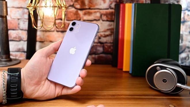 Продажи iPhone 11 лидируют в первом квартале 2020 года