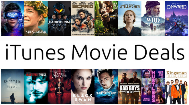 Выходные фильмы iTunes
