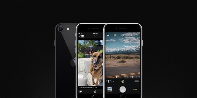 IPhone SE может создавать карты глубины из одного 2D-изображения с помощью машинного обучения. Кредит: галоид
