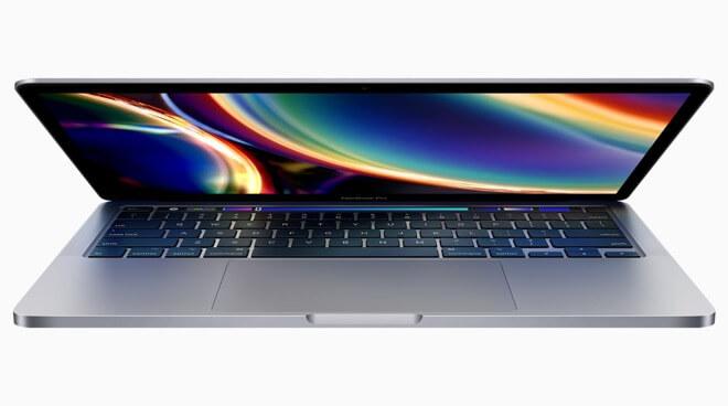13-дюймовый MacBook Pro от Apple 2020 года против 13-дюймового MacBook Pro от 2019 года