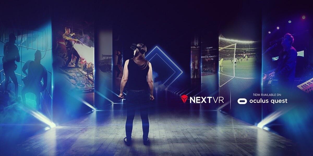 Apple приобретает виртуальную реальность запуска потокового видео NextVR