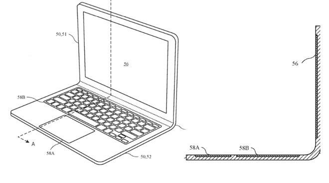 Apple удвоила гибкость дизайна для MacBook и MacBook Pro