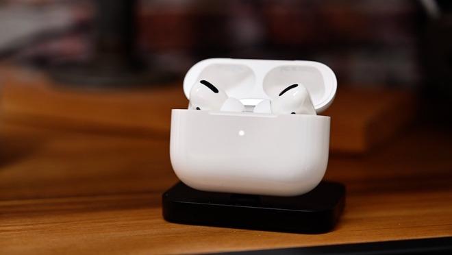Apple выпускает новое обновление прошивки 2D15 для AirPods Pro