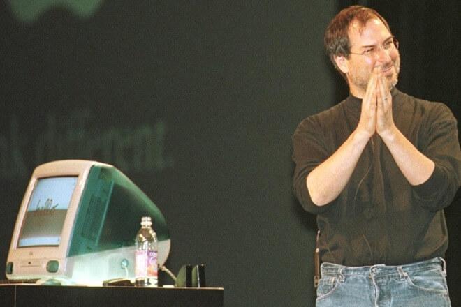 Когда iMac изменил Apple и весь мир