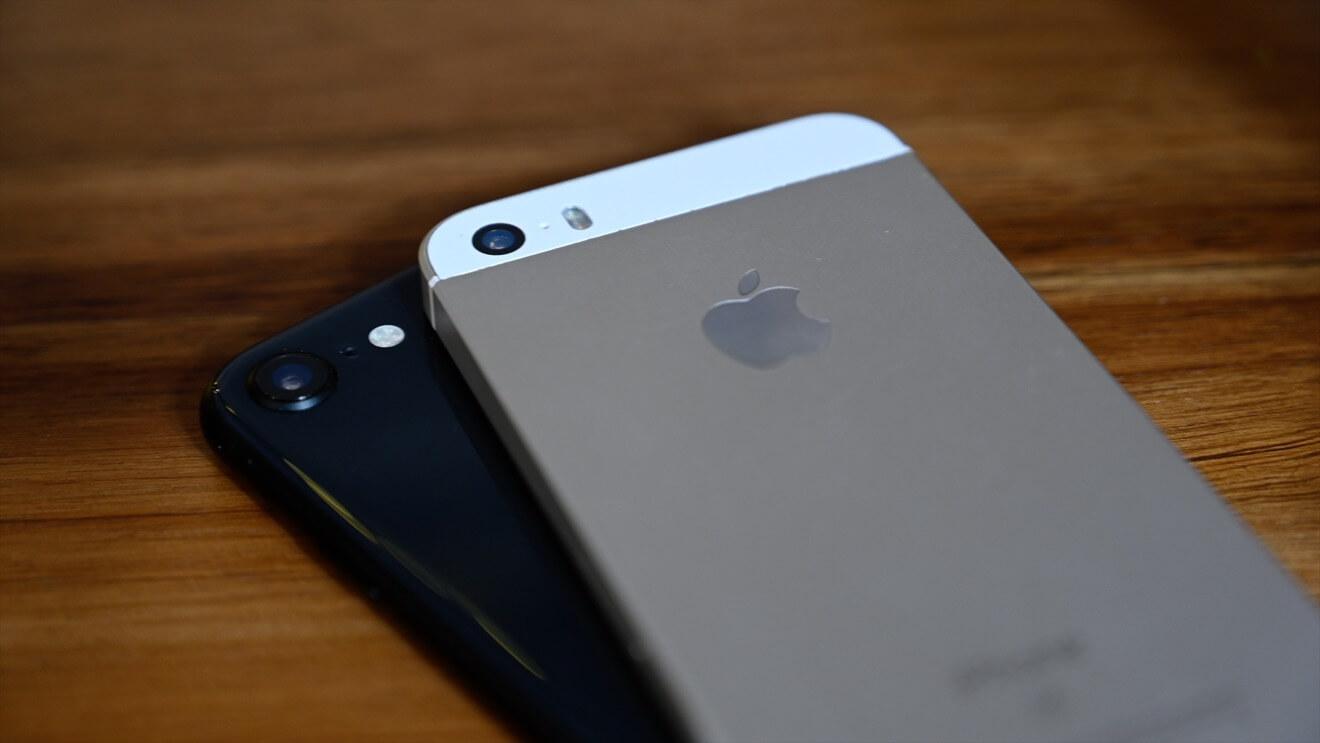 По сравнению: iPhone SE (2020) и iPhone SE (2016)