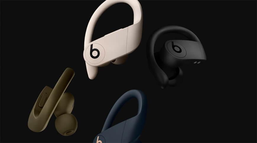 Powerbeats Pro может скоро получить четыре новых цвета