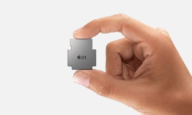 S1: Как собственный силикон Apple для iPad сделал скачок в носимых