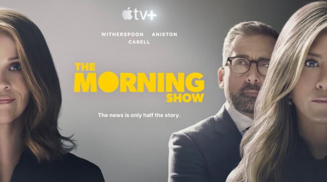 Шоу-шоу «Утреннее шоу» Керри Эрин подписывает контракт с Apple
