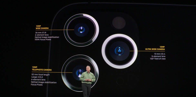 Смарт AI для будущих камер iPhone может быть в датчике