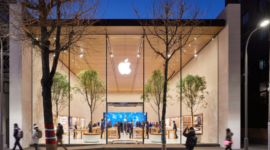 Apple Южная Корея
