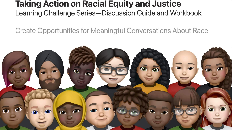 Apple делится ресурсами для родителей и учителей в рамках своей инициативы «Расовое равенство и справедливость»