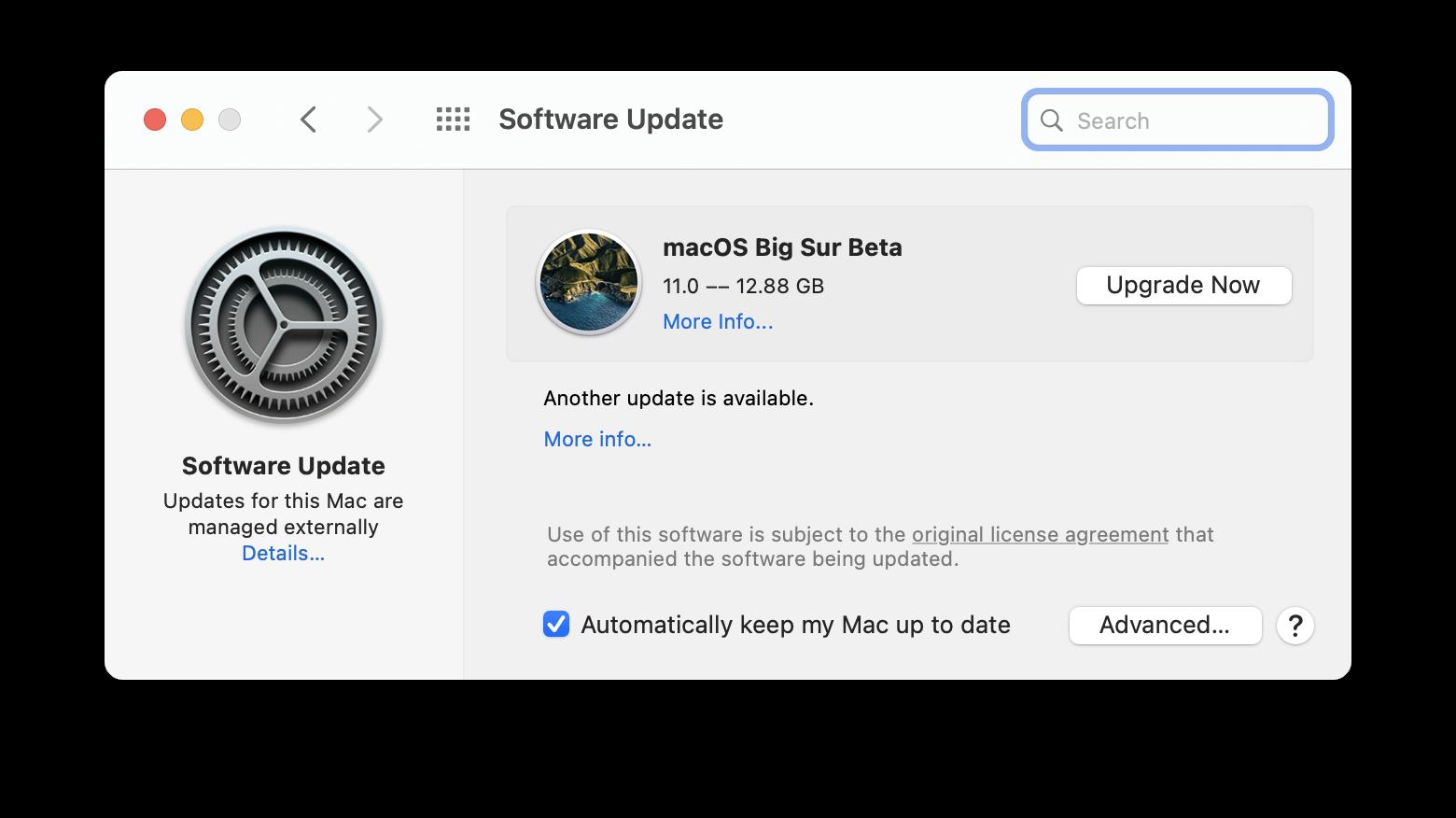 Apple выпускает macOS 11 Big Sur beta 3 для разработчиков