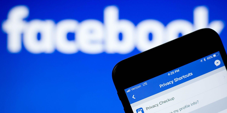 Facebook снова делится данными от неактивных пользователей с разработчиками