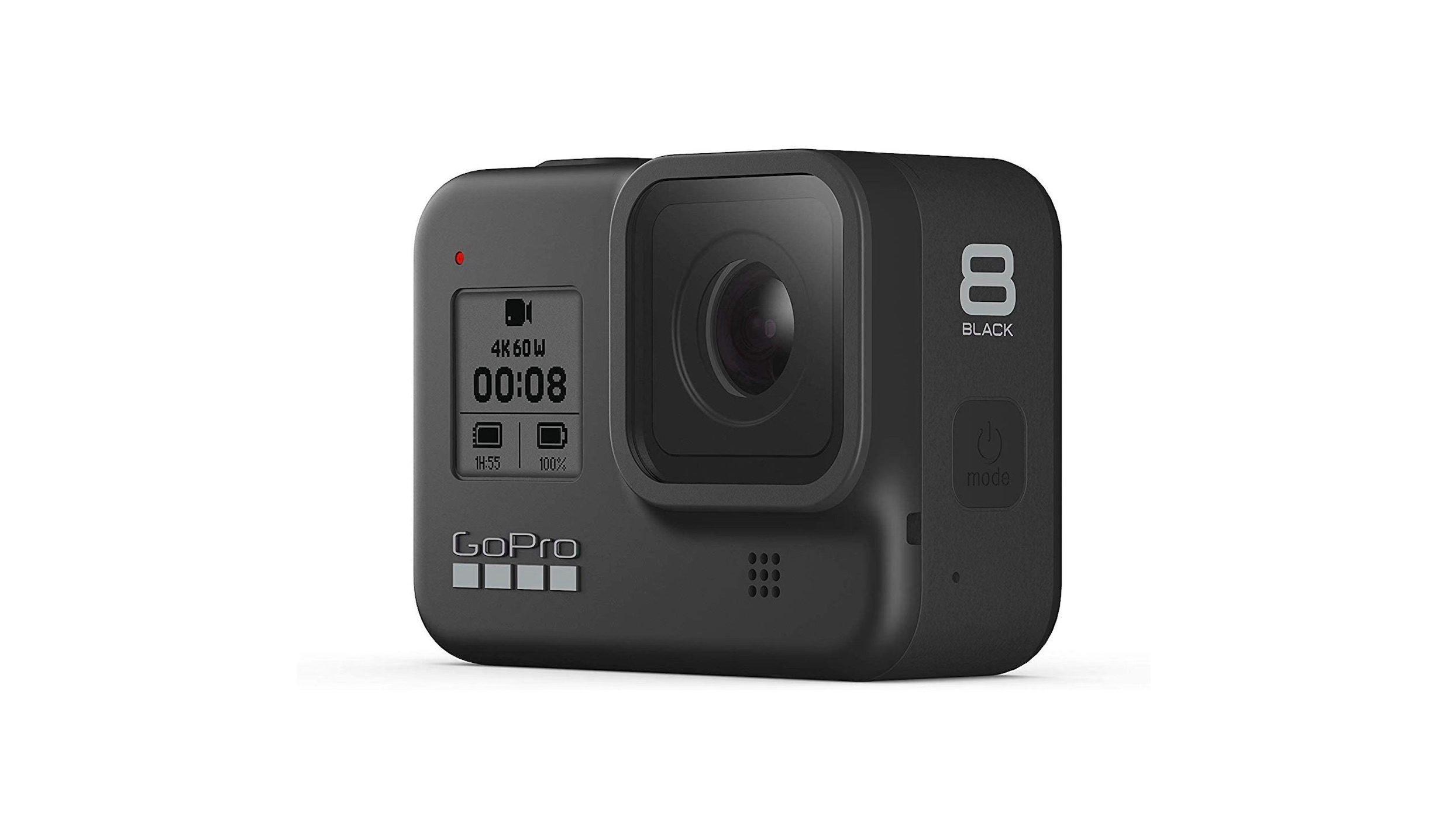 Как использовать GoPro Hero 8 в качестве веб-камеры Mac