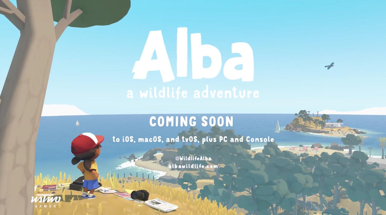 Разработчики Monument Valley представляют новую игру «Alba: приключение в дикой природе» для iOS и macOS