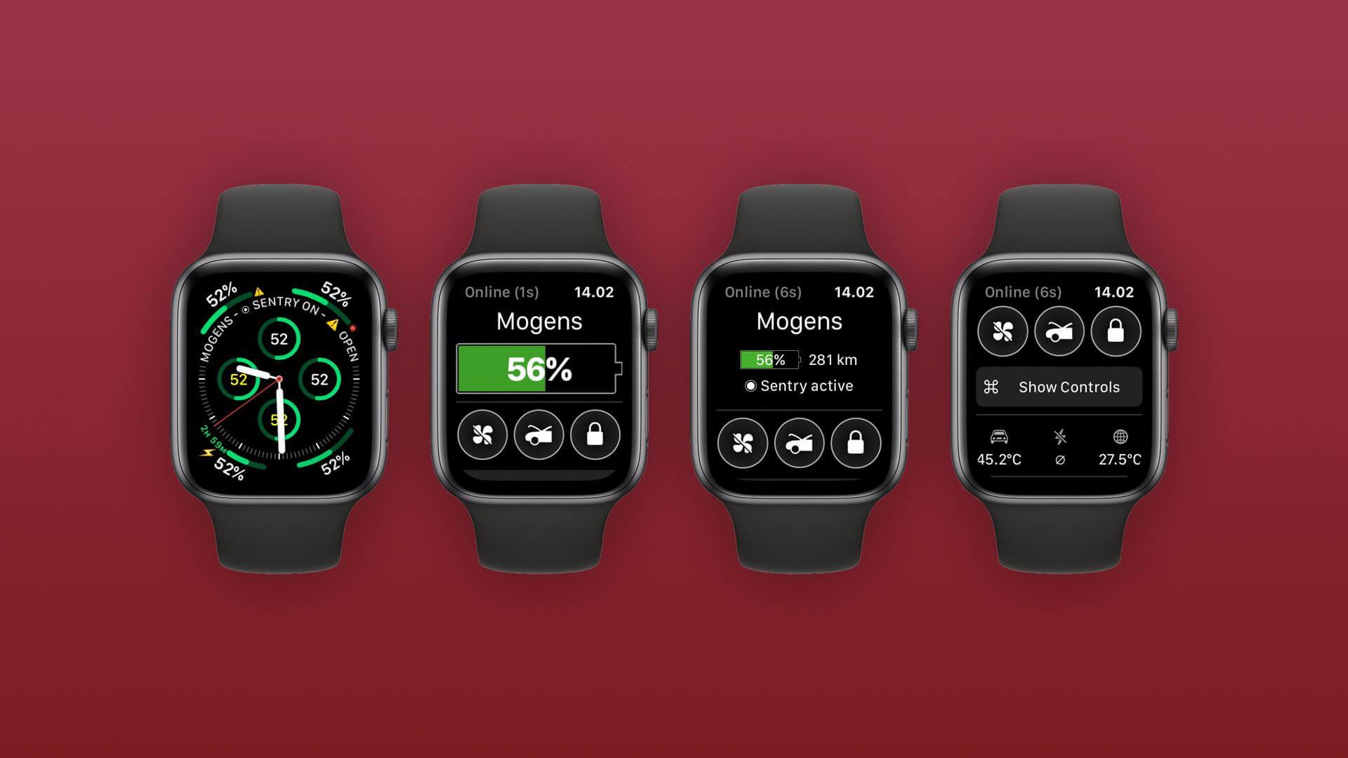Apple отклоняет приложение Watch for Tesla, поскольку оно начинает требовать письменного согласия на использование стороннего API