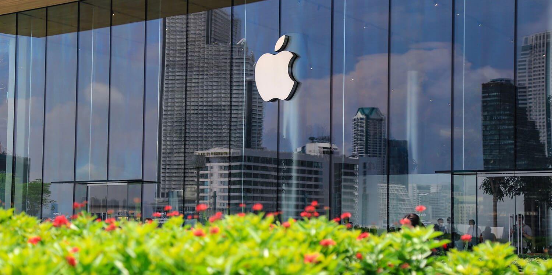Apple привлечет 5,5 млрд долларов за счет продажи новых облигаций, поскольку рыночная капитализация приближается к 2 трлн долларов
