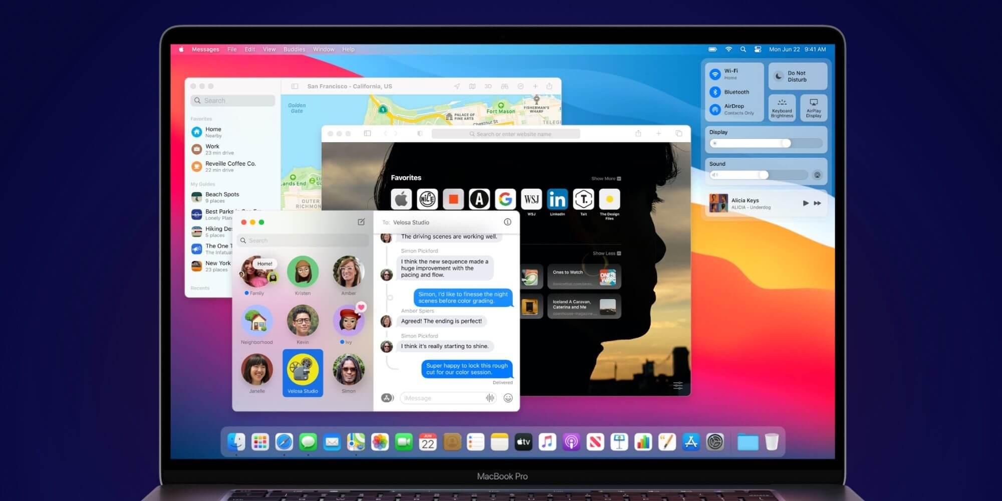 Apple запускает публичную бета-версию macOS Big Sur