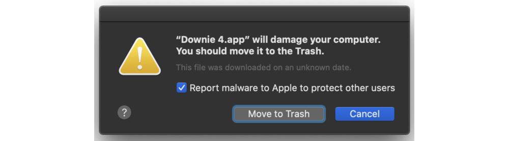 Ошибка Apple убивает все приложения разработчиков Mac