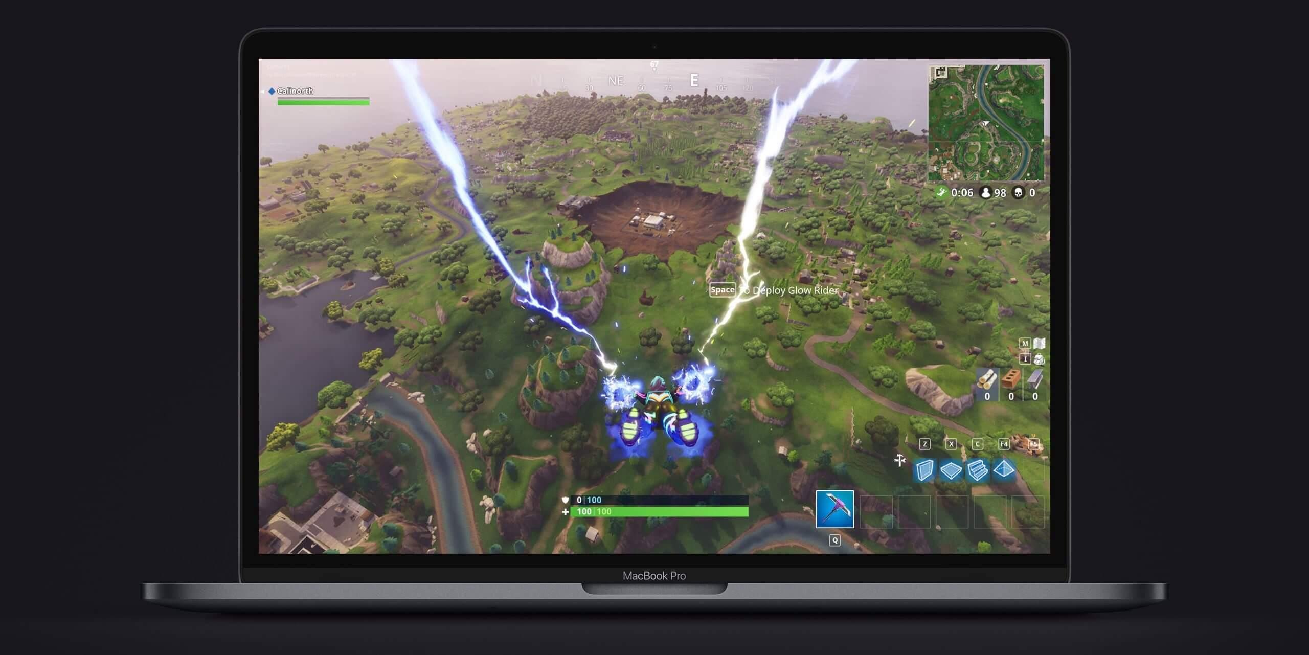Судья временно запрещает Apple блокировать Unreal Engine, запрет на Fortnite пока сохраняется