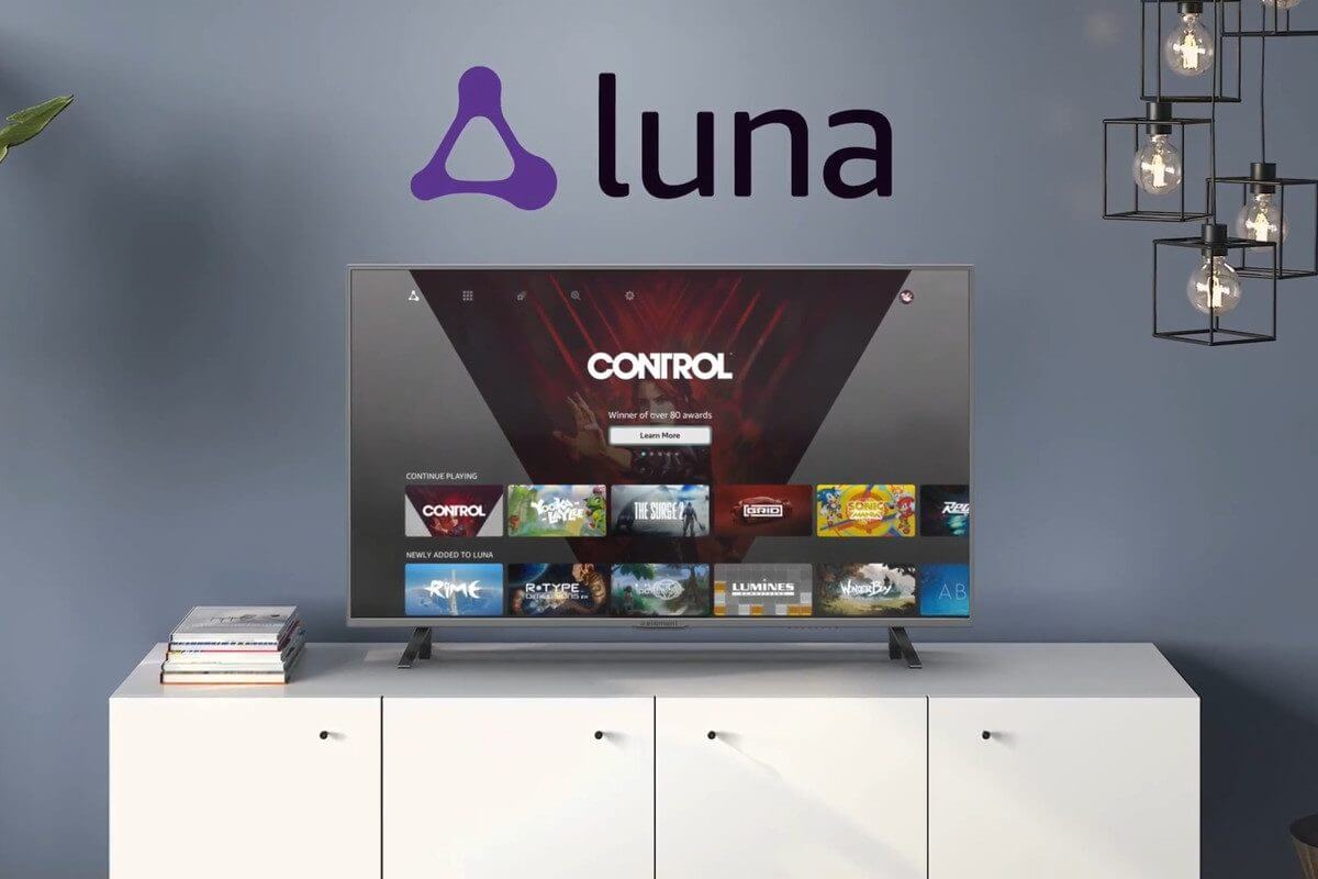 Новый облачный игровой сервис Amazon Luna будет доступен для пользователей iOS в виде веб-приложений