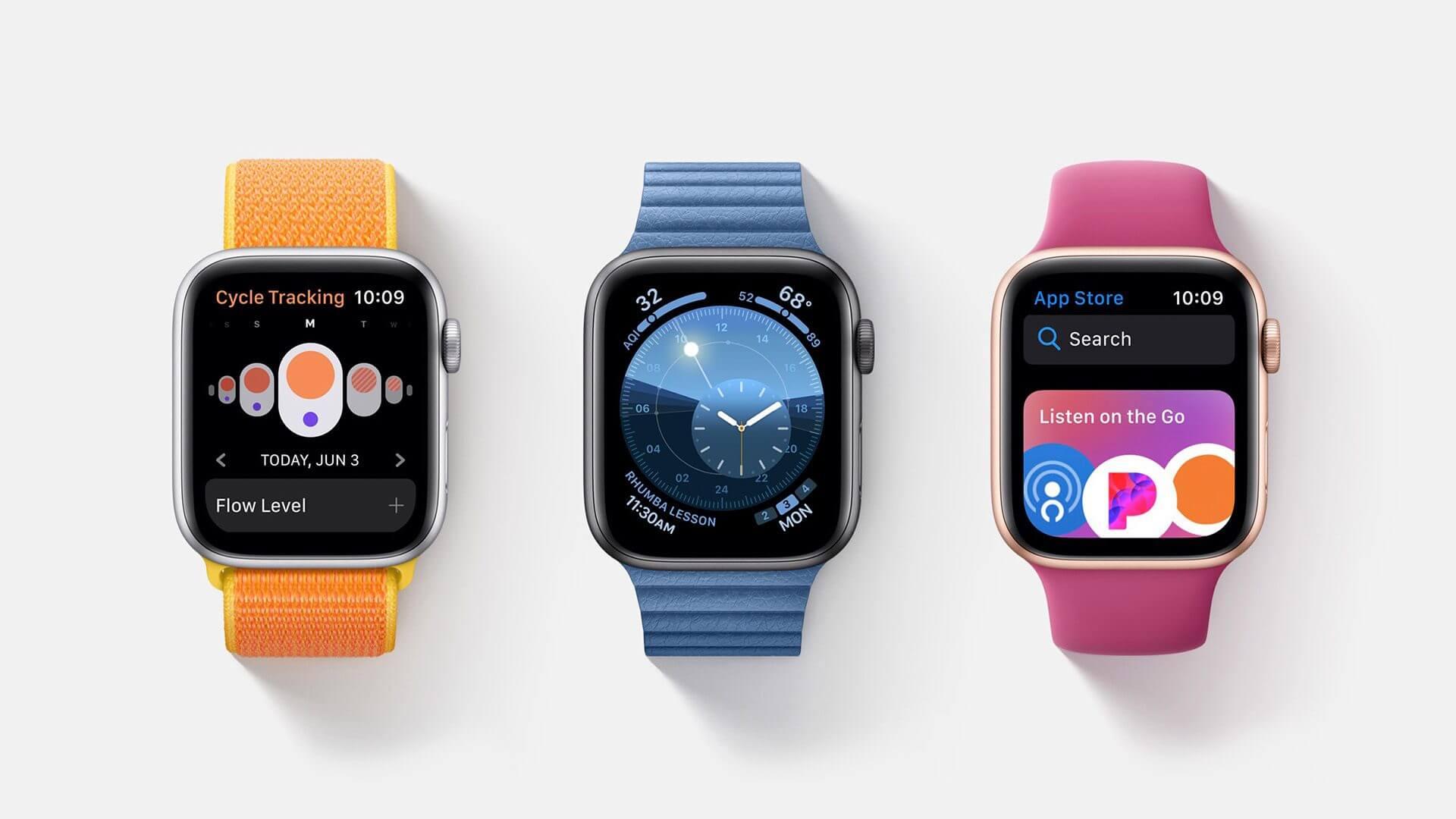 Стрим Apple на YouTube для сентябрьского мероприятия включает ссылку на объявление Apple Watch Series 6
