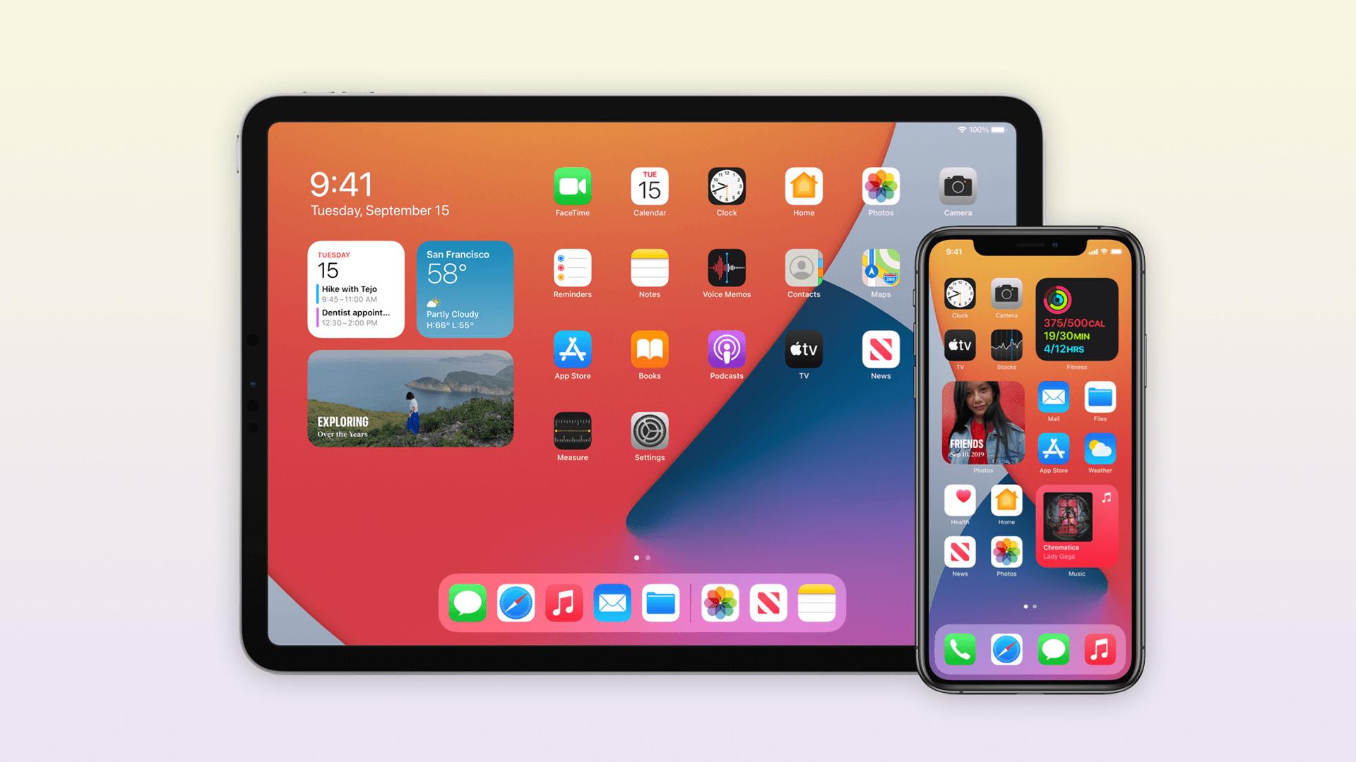 Теперь разработчики могут отправлять приложения, совместимые с iOS 14, в App Store.