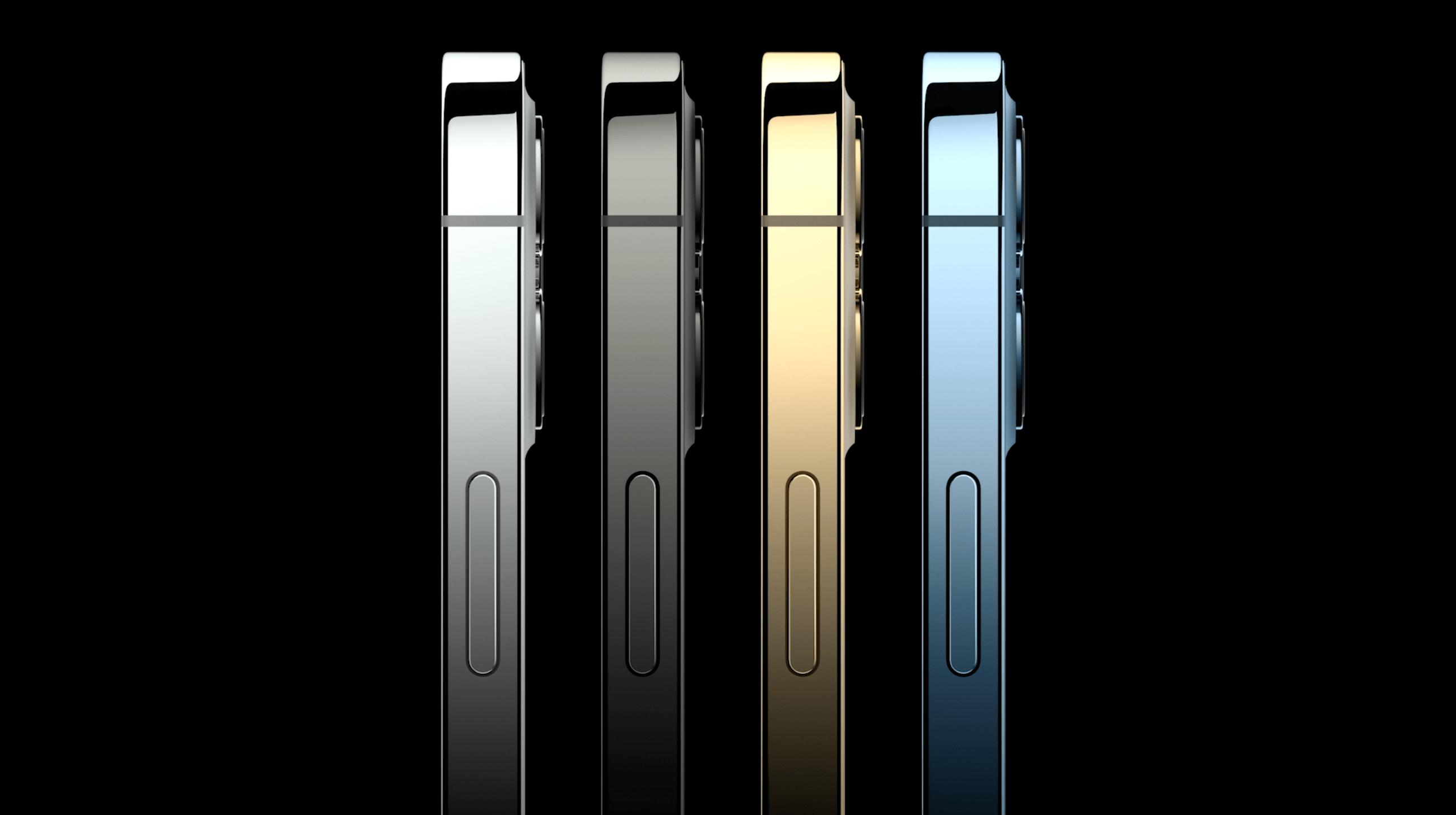 Время автономной работы iPhone 12