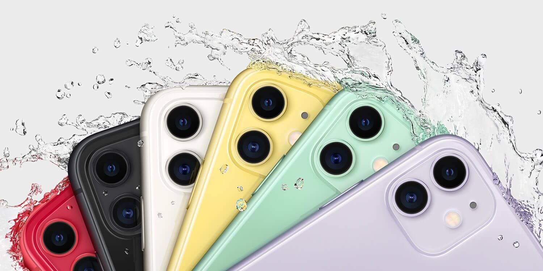 Базовый iPhone 11 - самая популярная модель в США в первом квартале.