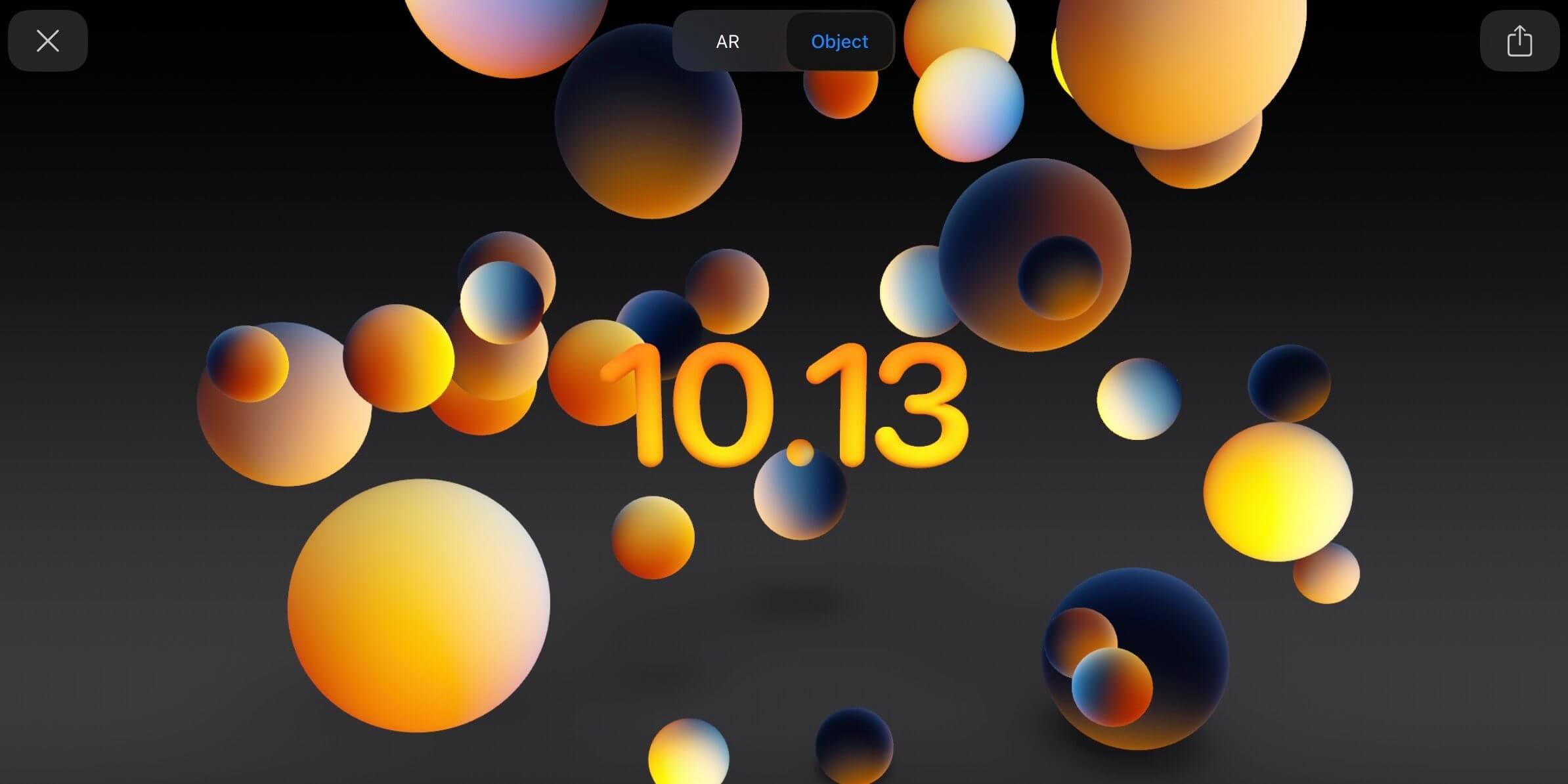 Apple приготовила скрытый сюрприз дополненной реальности на своем сайте октябрьского мероприятия «iPhone 12»