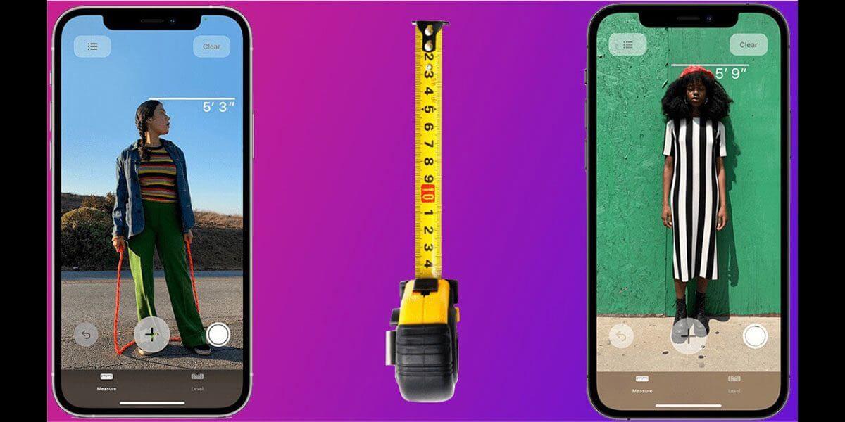 Измерьте рост с помощью LiDAR-сканера iPhone 12 Pro - 9to5Mac
